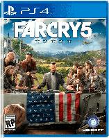 Игра PS4 Far Cry 5 для PlayStation 4, фото 1