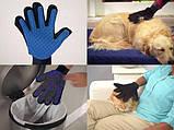 True Touch Перчатка для вычёсывания шерсти, фото 2