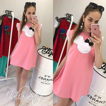 Платье летнее с микки маусом, фото 2