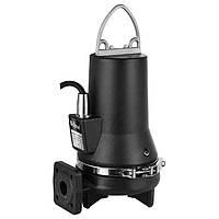 Дренажно-фекальный насос Sprut CUT 4-30-24 TA с блоком управления