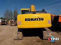 Гусеничный экскаватор Komatsu PC210LC (2011 г), фото 2