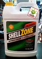 Антифриз Shell Zone Coolant / цвет: зеленый / емкость 3.78 л