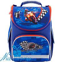 Каркасный школьный рюкзак Kite Motocross K18-501S-4 (1-4 класс), фото 1