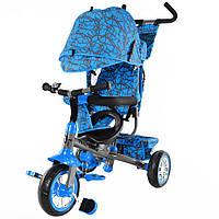 Копия Велосипед трехколесный TILLY Trike BLUE-2