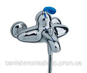 Смеситель HANSGROHE Aхor Azzur на ванну  (голубой)