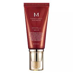 BB крем с идеальным покрытием Missha Perfect Cover BB Cream SPF42/PA ++ - 50мл
