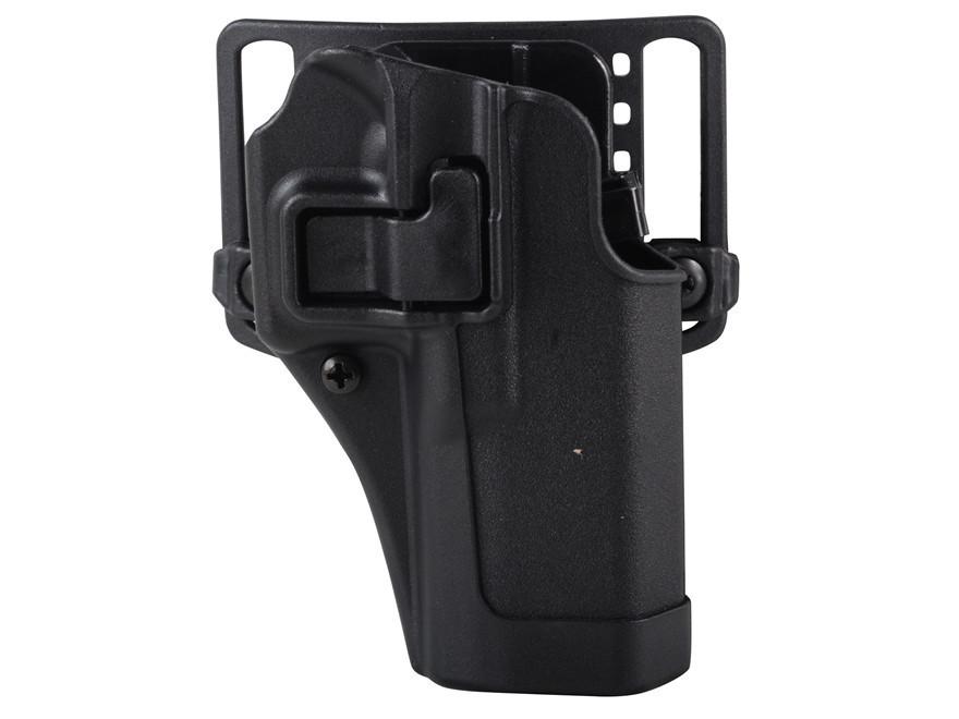 Кобура BLACKHAWK SERP CQC для Glock 17/22 /31 полимерная ц:черный