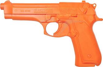 Пистолет тренировочный BLACKHAWK Beretta 92 ц:оранжевый
