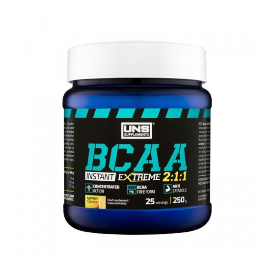 Аминокислоты UNS BCAA 2:1:1 Instant 250 g