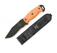 09430OM Нож Ontario NS 4, фикс., оранжевая G10