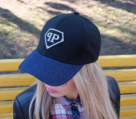 Женская кепка с изогнутым козырьком , фото 2