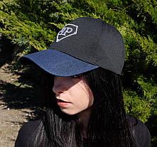 Женская кепка с изогнутым козырьком , фото 3