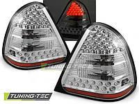 Стопы фонари тюнинг оптика Mercedes W202