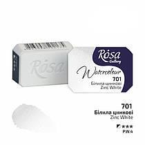 Акварельная краска Rosa Gallery Белила цинковые кювета 343701