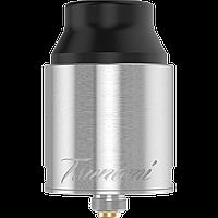 Дрип атомайзер Geekvape Tsunami Pro RDA 25 мм Stainless Steel (TS_25_SS)