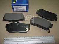 Колодки тормозные NISSAN MAXIMA QX 00- задние (SANGSIN). SP1107-R