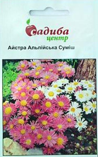 Семена астры Альпийская смесь 0,1 г, Hем Zaden