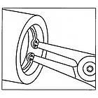 Съемник стопорных колец для отверстия Wurth, фото 7