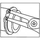 Съемник стопорных колец для вала Wurth, фото 3