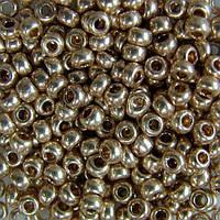 Чешский бисер для рукоделия Preciosa (Прециоза) оригинал 50г 33119-18113-10 Серый