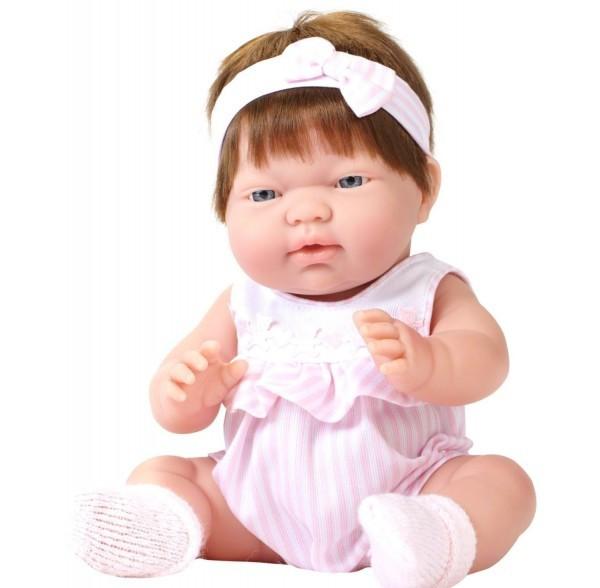 Berenguer, кукла пупс Ани брюнетка, 33 см