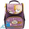 Рюкзак для девочек начальных классов Kite Popcorn Bear PO18-501S-1