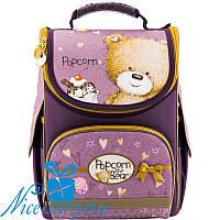 Рюкзак для девочек начальных классов Kite Popcorn Bear PO18-501S-1, фото 1