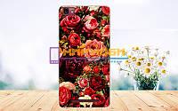 Чехол-бампер TPU силикон Prestigio MultiPhone PSP 5515 Grace P5 рисунок 1 +ПОДАРОК
