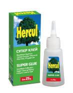 """Супер-клей  """"HERCUL"""" брутто 25 гр"""