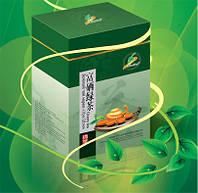 Зелёный чай с селеном для лечения системных заболеваний.