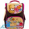 Рюкзак для девочек начальных классов Kite Popcorn Bear PO18-501S-2