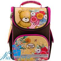 Рюкзак для девочек начальных классов Kite Popcorn Bear PO18-501S-2, фото 1