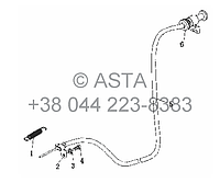 Глушилка на YTO-X704, фото 1