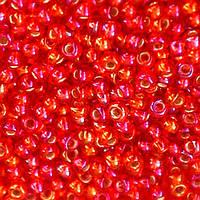 Чешский бисер для рукоделия Preciosa (Прециоза) оригинал 50г 33129-97079-10 Красный