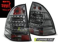 Стопы фонари тюнинг оптика Mercedes W203 Combi