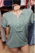 Блуза женская модель №766, размеры 44-46,46-48