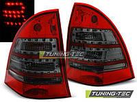 Стопы фонари тюнинг оптика Mercedes W203 Kombi