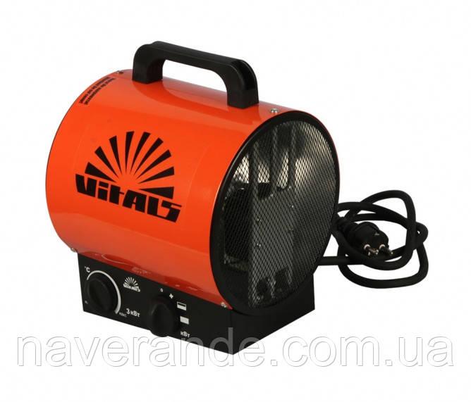 Тепловентилятор электрический Vitals ЕН 31