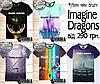 Футболки 3D Imagine Dragons