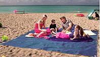 Пляжная подстилка анти-песок Sand Free Mat 2 на 2