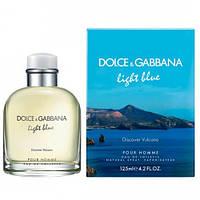 Мужская туалетная вода Dolce & Gabbana Light Blue Vulcano Pour Homme (Дольче Энд Габбана Лайт Блу Вулкано Пур Хомме) (Реплика)