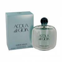 Парфюмированная вода для женщин Giorgio Armani Acqua di Gioia (Армани Аква Ди Джоя) 100 ml (Реплика)
