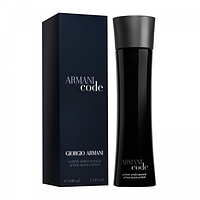 Мужская туалетная вода Giorgio Armani Code (Джорджио Армани Код) 100 ml (Лицензия Люкс) (Реплика)