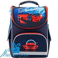 Рюкзак для мальчиков начальных классов Kite Super car K18-501S-5, фото 1