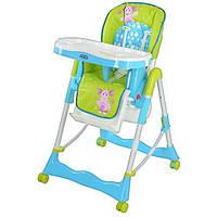 Детский стульчик для кормления Лунтик Bambi (LT 0007 U/R)