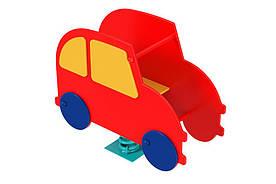 """Детская качалка на пружине """"Джип-жип"""" для детей от 3 до 6 лет (нагрузка до 80 кг) ТМ KIDIGO 12-3-14.1/3-6"""