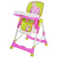 Детский стульчик для кормления Лунтик Bambi (LT 00010 U/R)