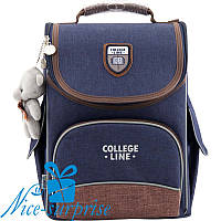 Рюкзак для мальчиков начальных классов Kite College line K18-501S-9, фото 1