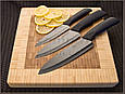 Нож кухонный универсальный керамический, 125 мм, Samura Eco-ceramic (SC-0021B), фото 5