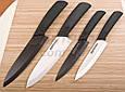 Нож кухонный универсальный керамический, 125 мм, Samura Eco-ceramic (SC-0021B), фото 6